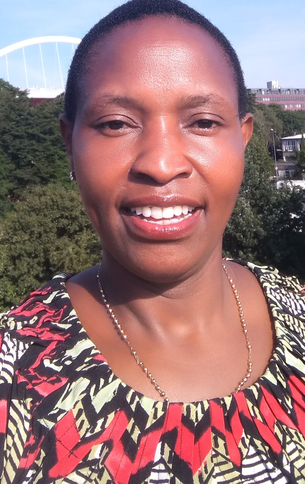 Penninah Musangi - Librarian